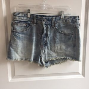 Free People Cut-off jeans